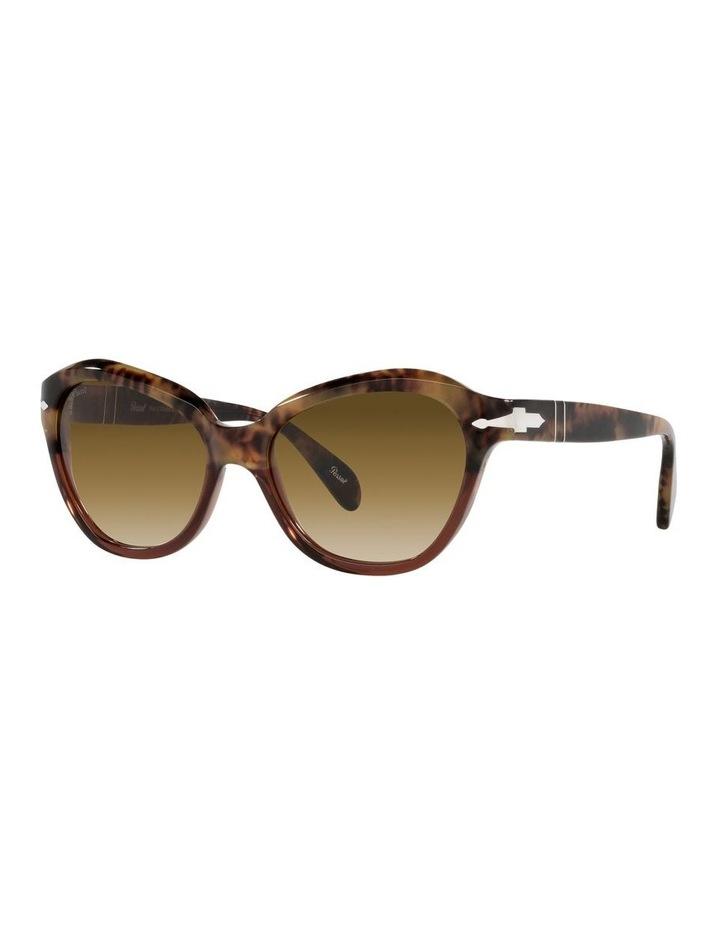 Tort/ Brown Cat Eye Sunglasses 0PO0582S image 1