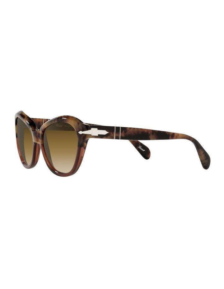 Tort/ Brown Cat Eye Sunglasses 0PO0582S image 3