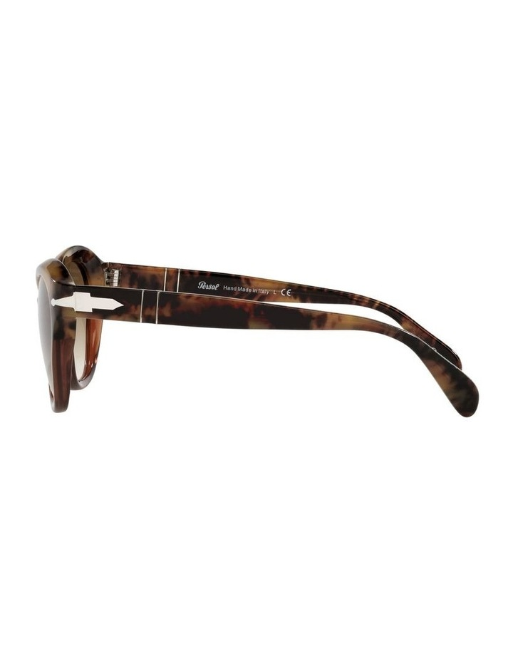 Tort/ Brown Cat Eye Sunglasses 0PO0582S image 4