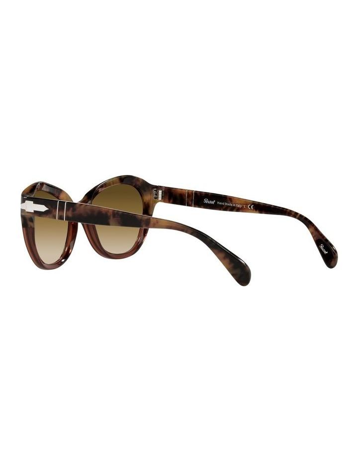 Tort/ Brown Cat Eye Sunglasses 0PO0582S image 5