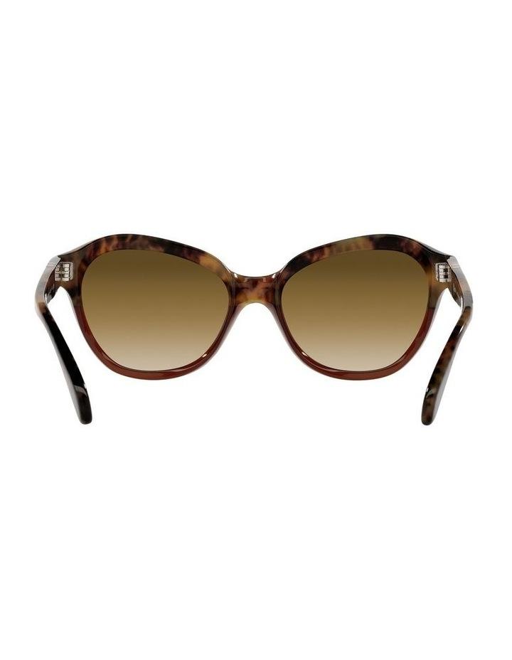 Tort/ Brown Cat Eye Sunglasses 0PO0582S image 7
