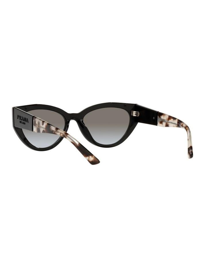 Black/ Tort Cat Eye Sunglasses 0PR 03WS image 6