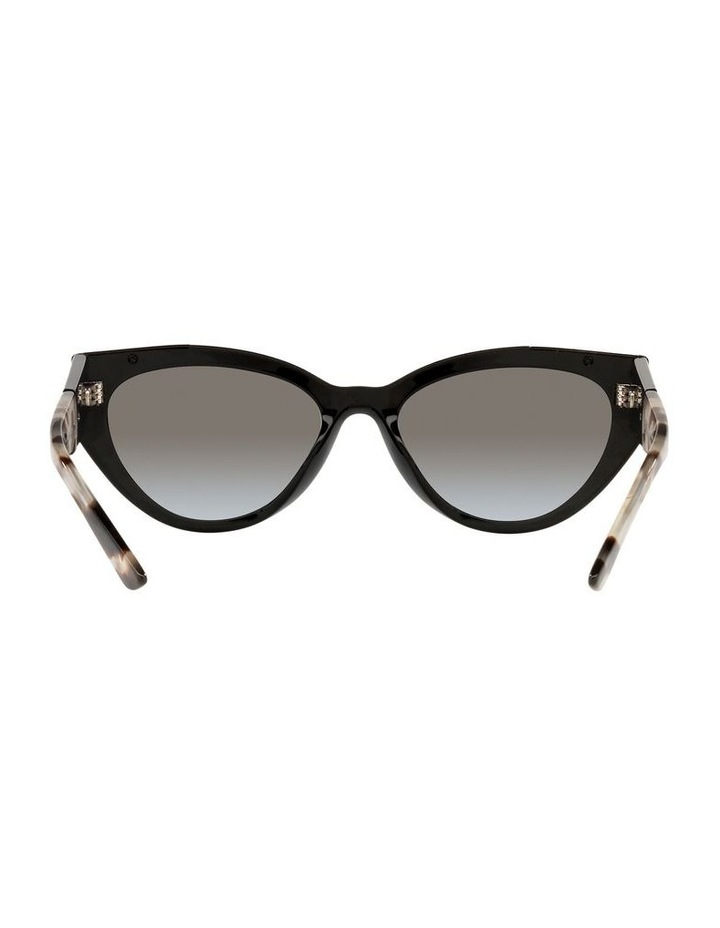 Black/ Tort Cat Eye Sunglasses 0PR 03WS image 7