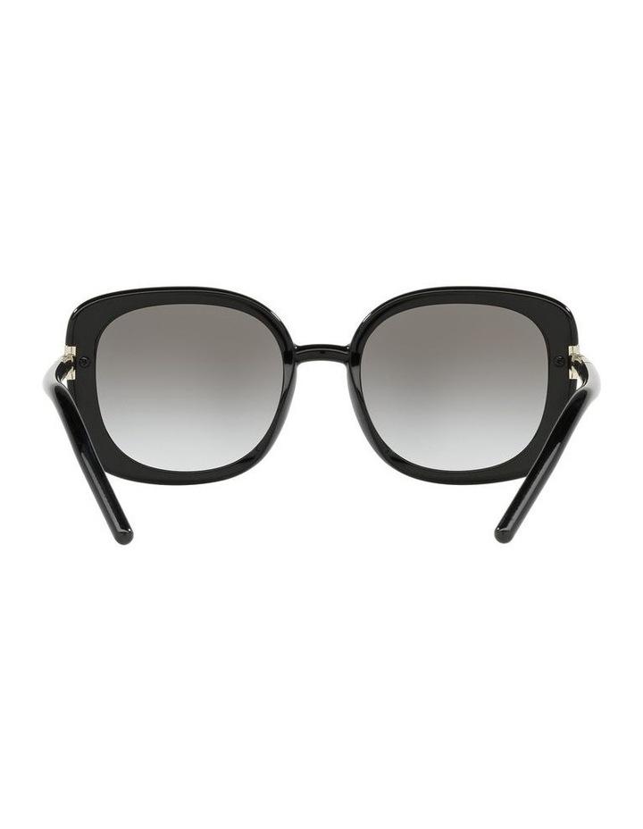 Black Rectangle Sunglasses 0PR 04WS image 7