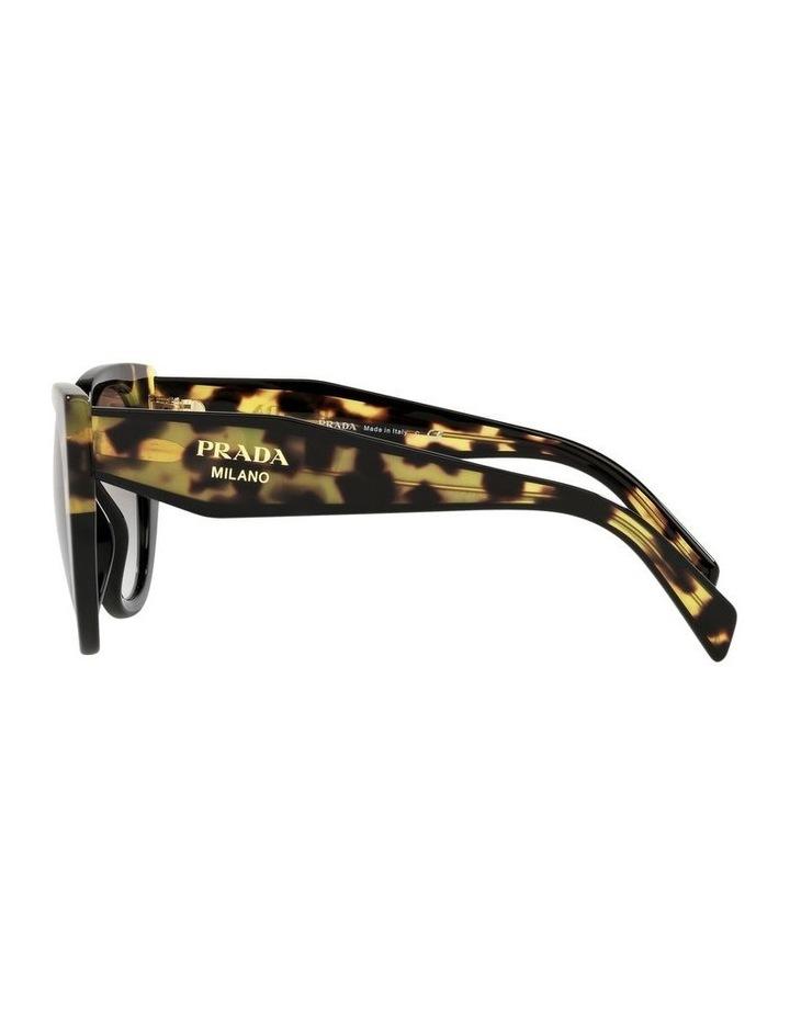 Black Cat Eye Sunglasses 0PR 14WSF image 4