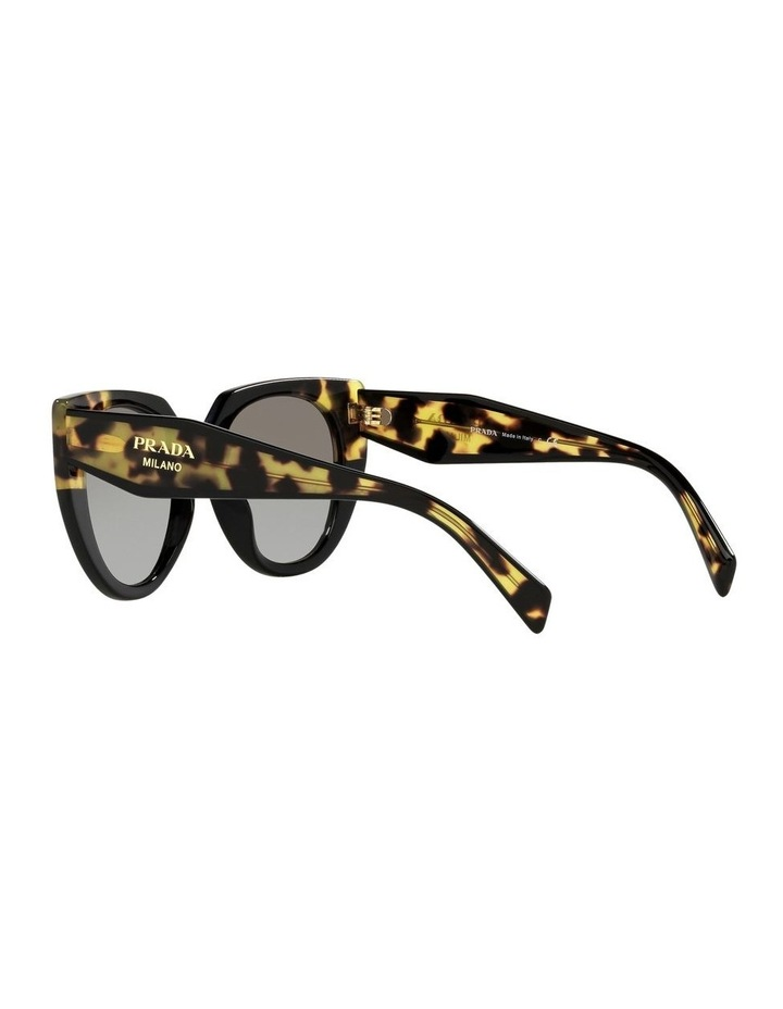 Black Cat Eye Sunglasses 0PR 14WSF image 5