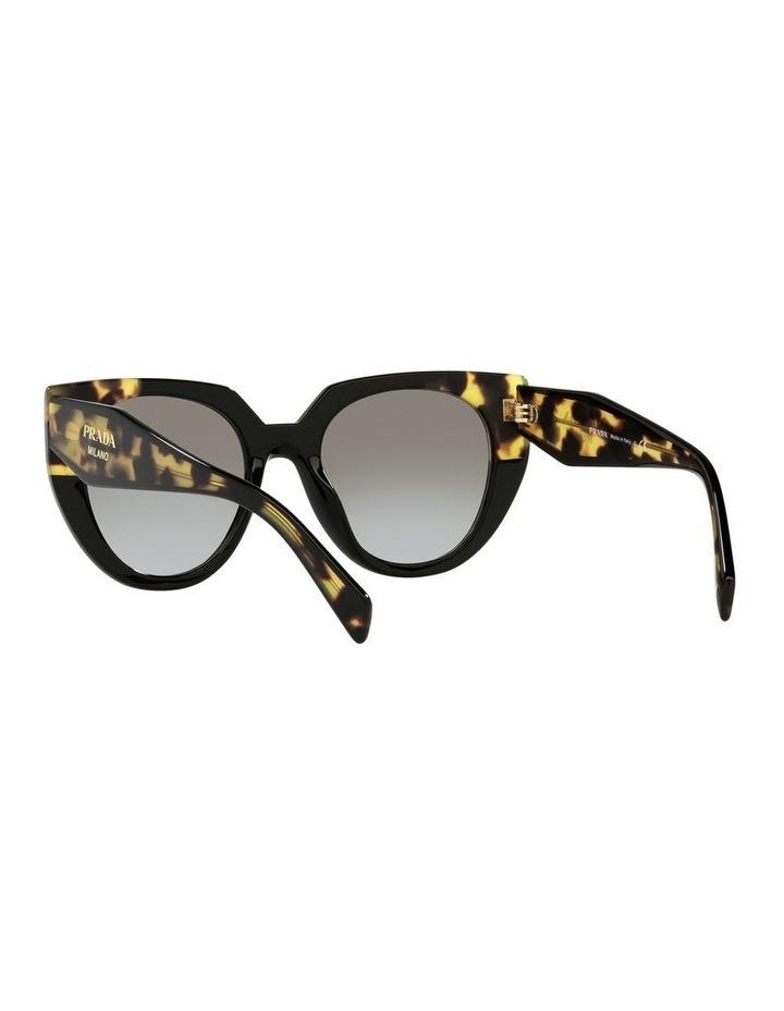 Black Cat Eye Sunglasses 0PR 14WSF image 6