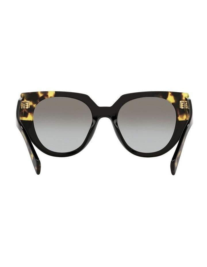 Black Cat Eye Sunglasses 0PR 14WSF image 7