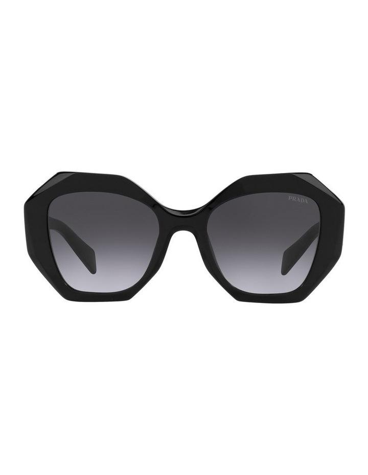 Black Square Sunglasses 0PR 16WSF image 2