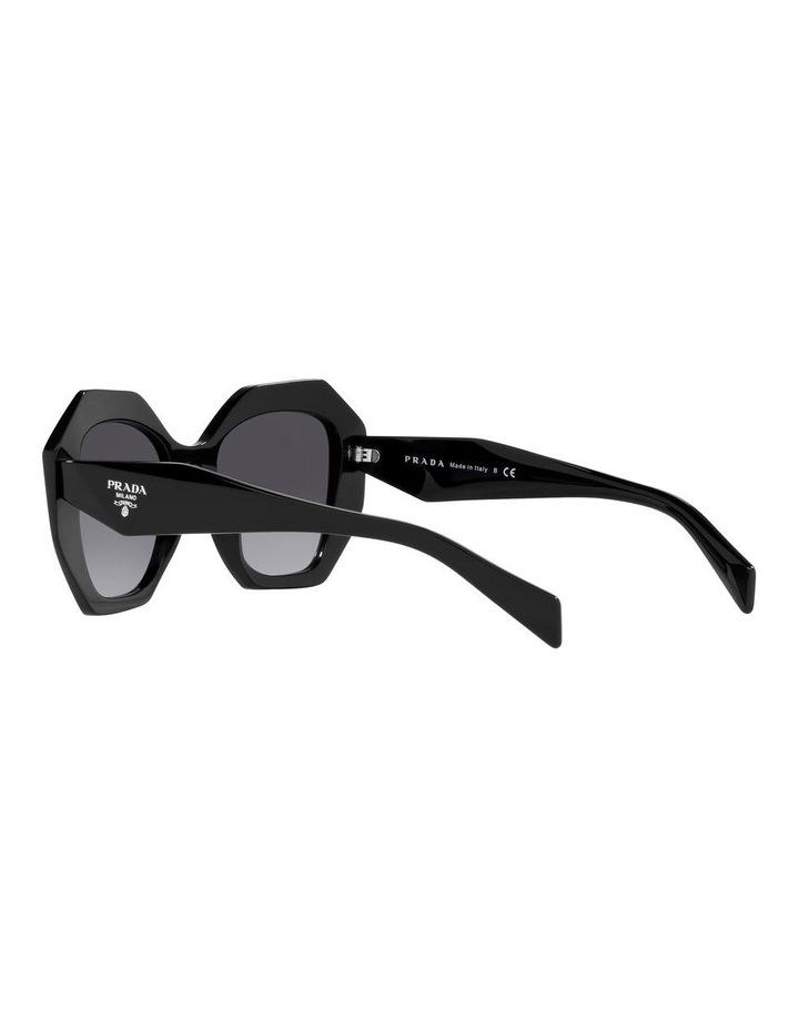 Black Square Sunglasses 0PR 16WSF image 5