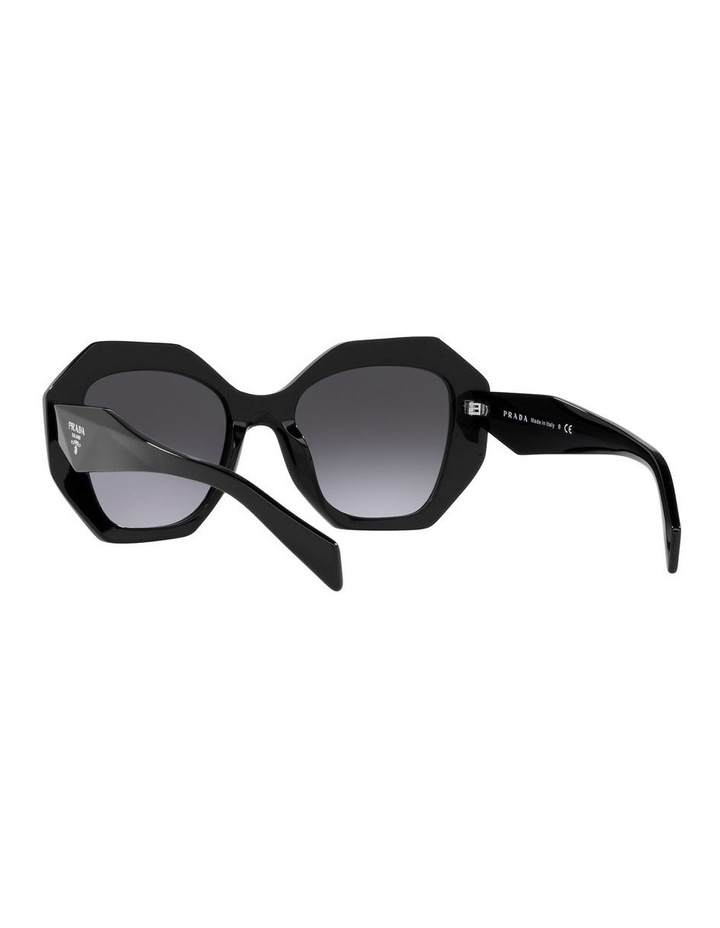 Black Square Sunglasses 0PR 16WSF image 6
