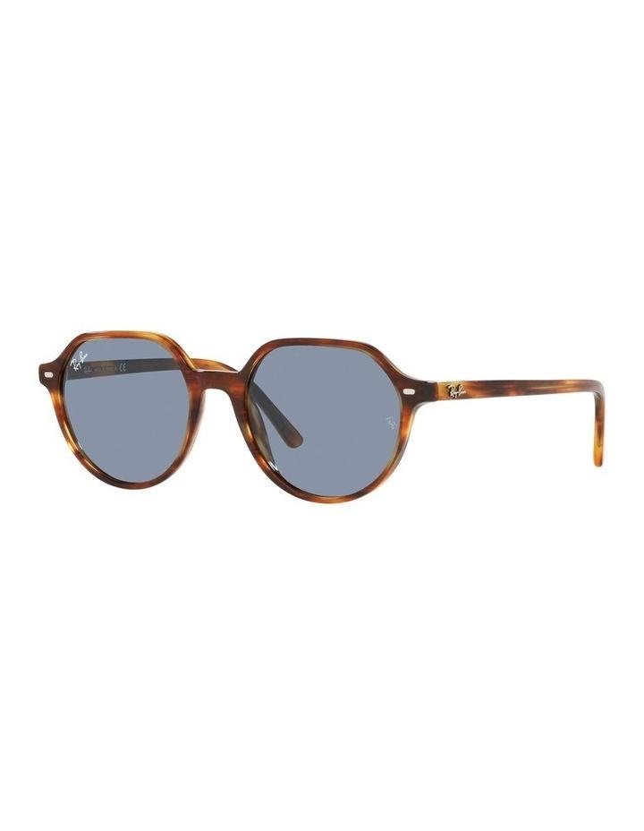 Thalia Blue Square Sunglasses 0RB2195 image 1