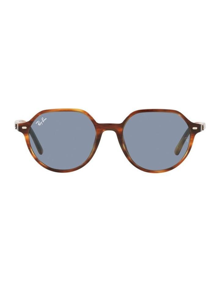 Thalia Blue Square Sunglasses 0RB2195 image 2