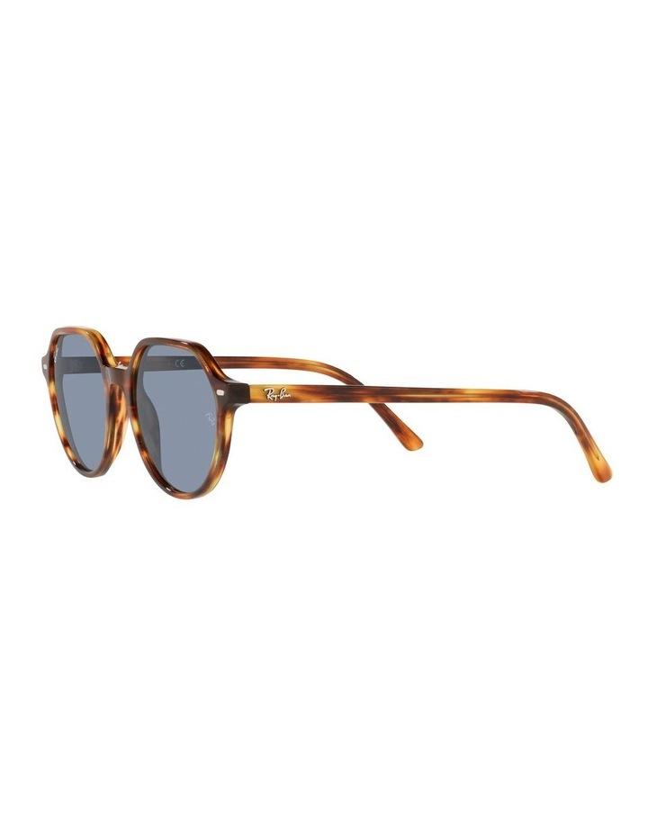 Thalia Blue Square Sunglasses 0RB2195 image 3