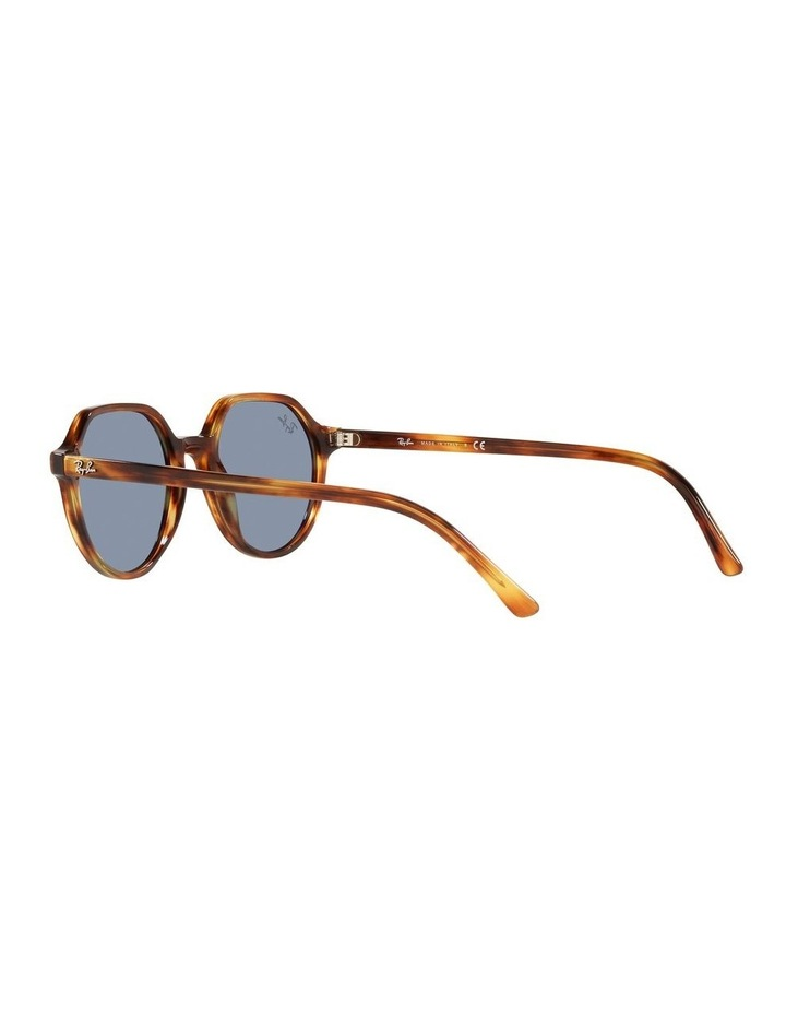 Thalia Blue Square Sunglasses 0RB2195 image 5