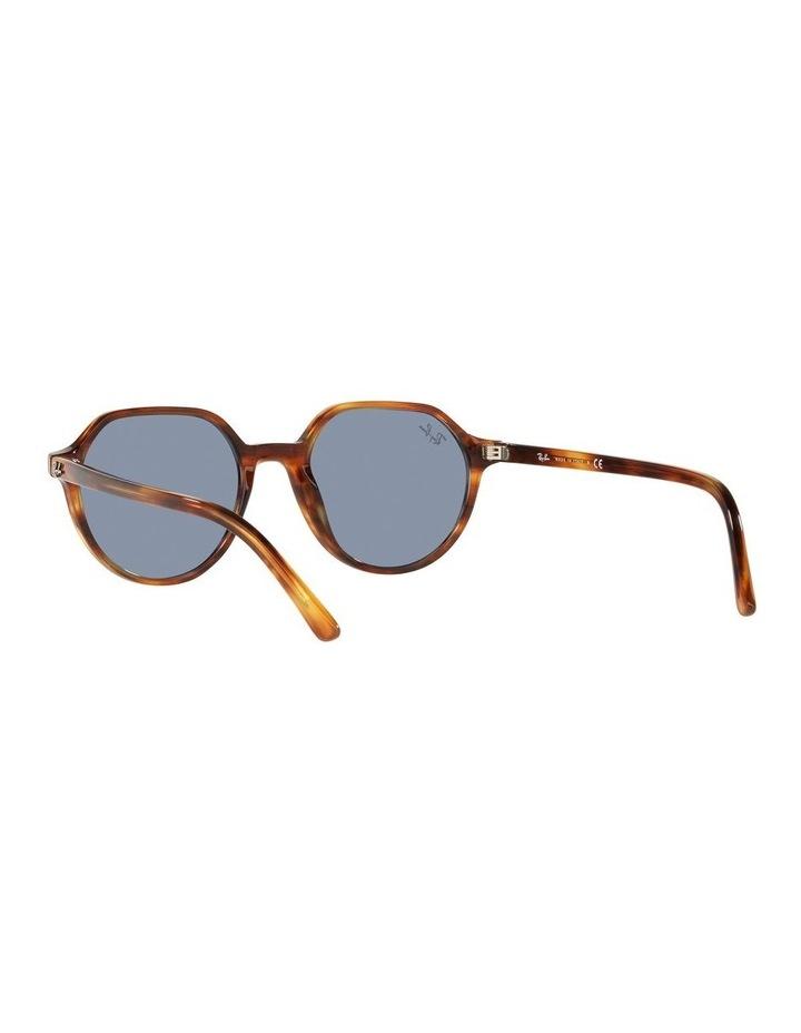 Thalia Blue Square Sunglasses 0RB2195 image 6