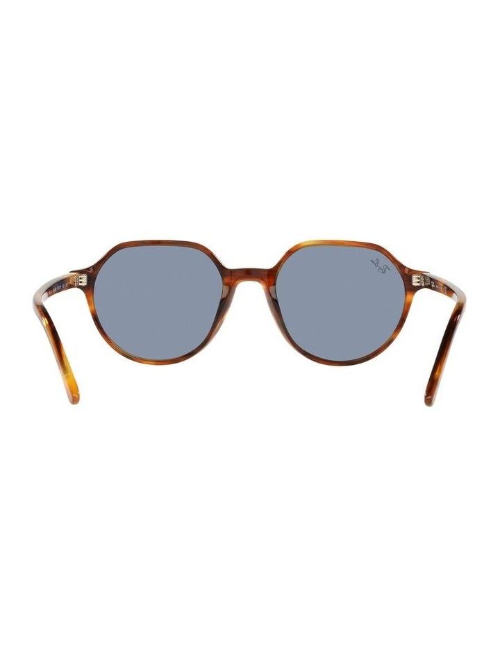 Thalia Blue Square Sunglasses 0RB2195 image 7