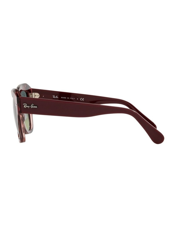 State Street Red Square Sunglasses 0RB2186 image 4