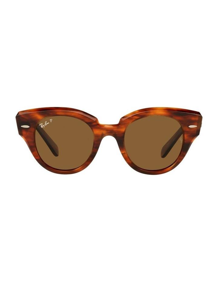 0RB2192 Roundabout 1535281005 Polarised Sunglasses image 2