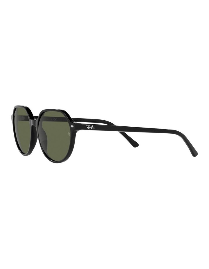Thalia Black Square Sunglasses 0RB2195F image 3