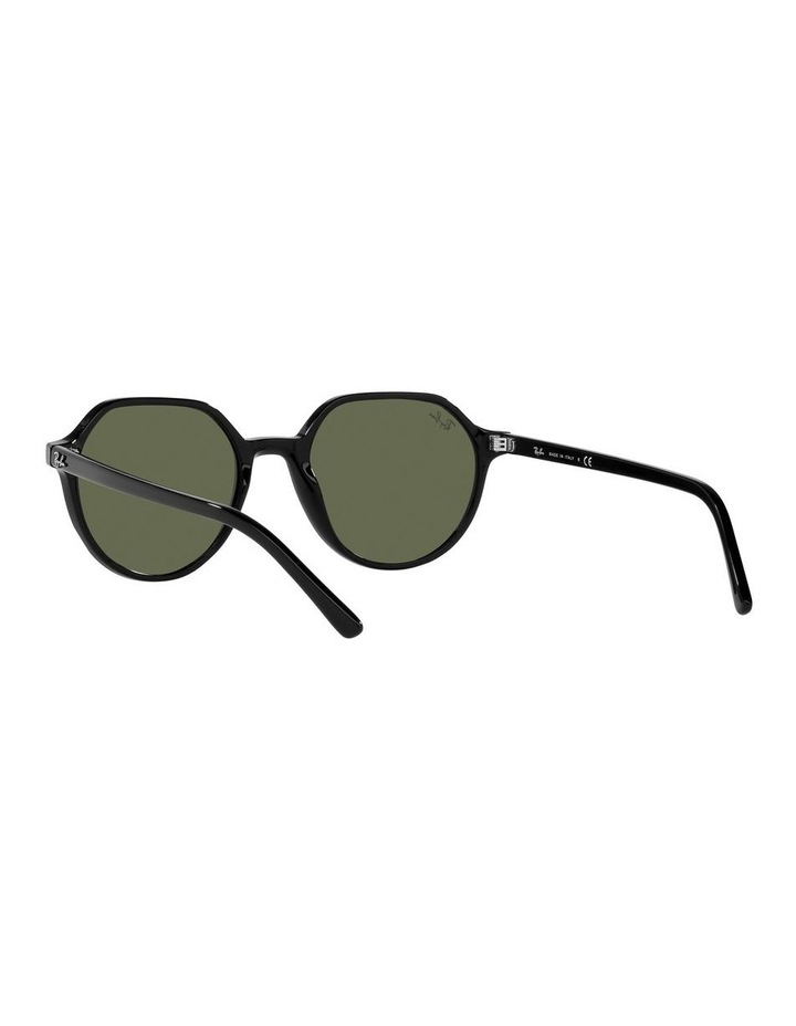 Thalia Black Square Sunglasses 0RB2195F image 6