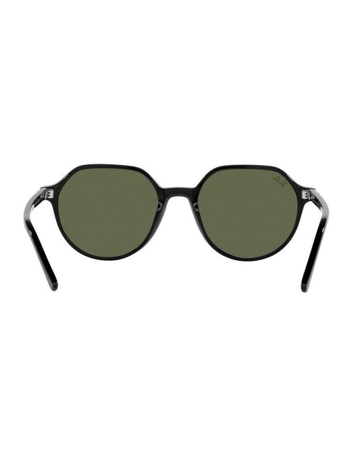 Thalia Black Square Sunglasses 0RB2195F image 7