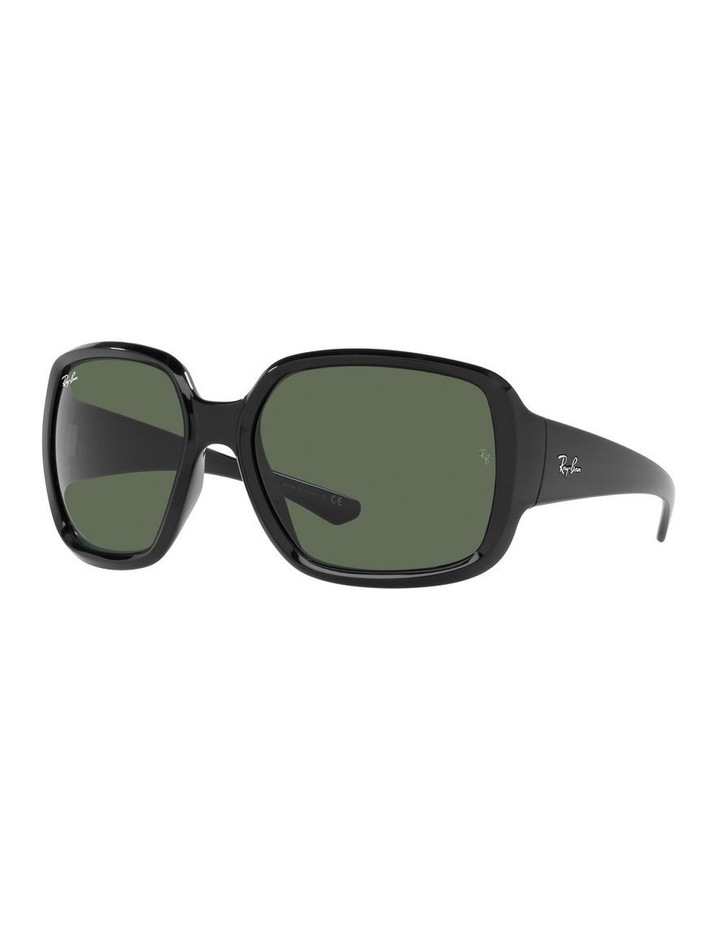 Green Square Sunglasses 0RB4347 image 1