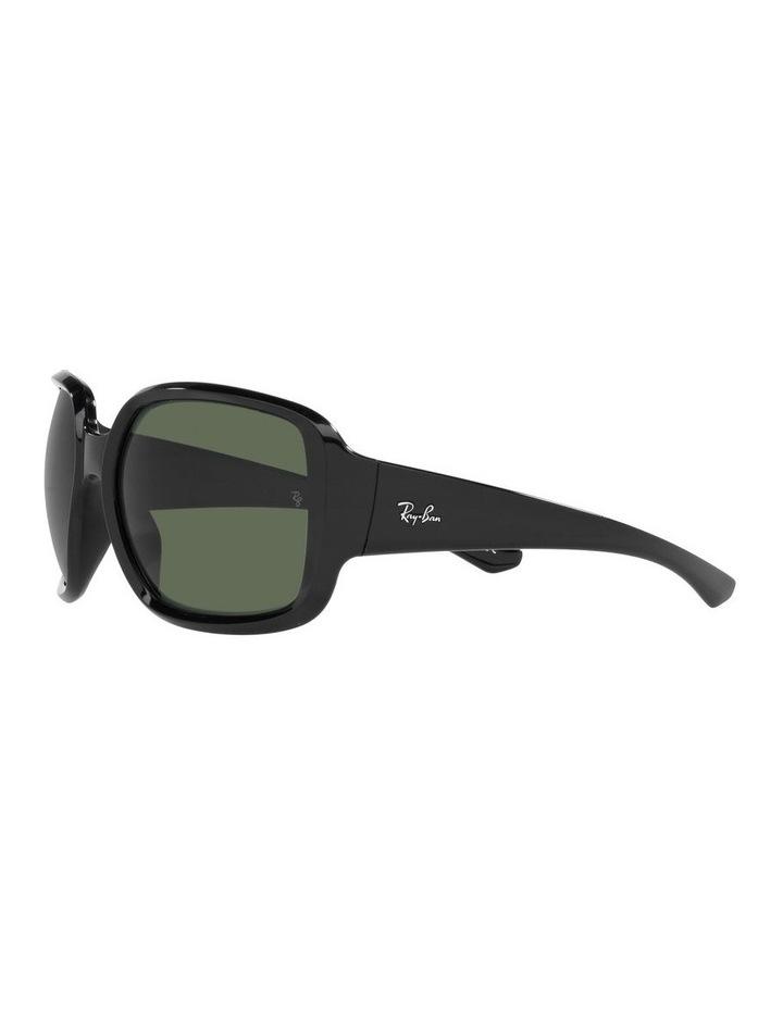 Green Square Sunglasses 0RB4347 image 3