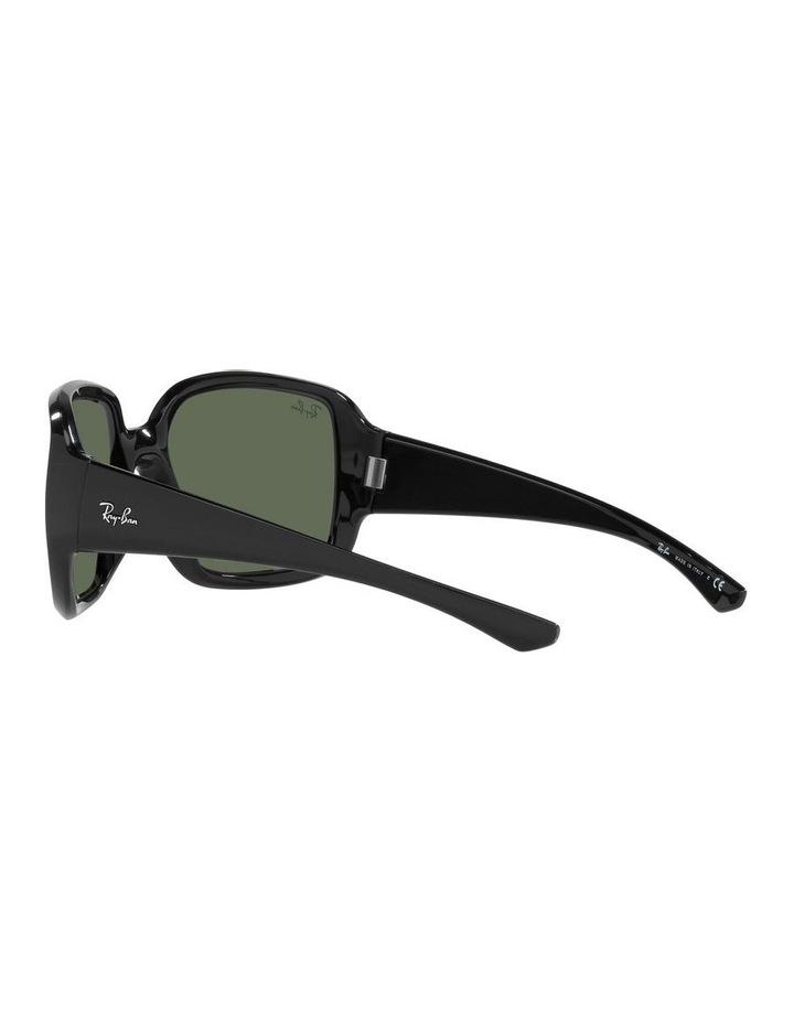 Green Square Sunglasses 0RB4347 image 5