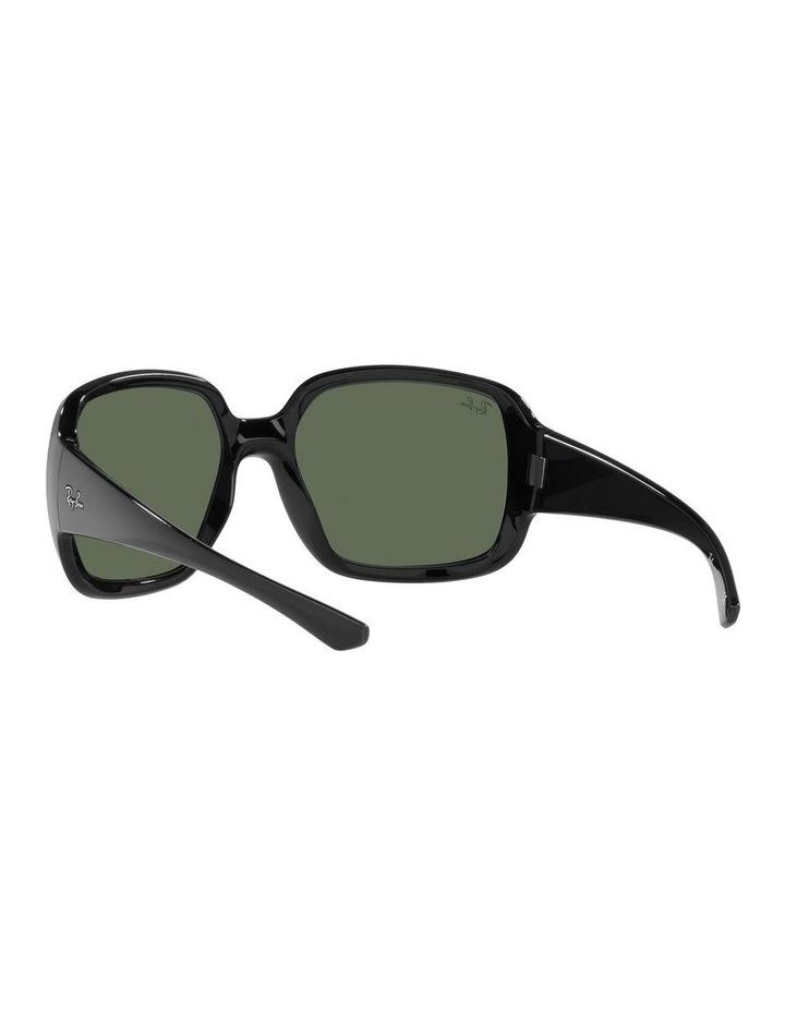 Green Square Sunglasses 0RB4347 image 6