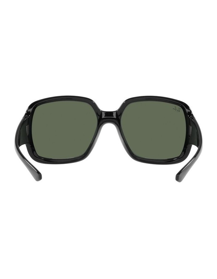 Green Square Sunglasses 0RB4347 image 7