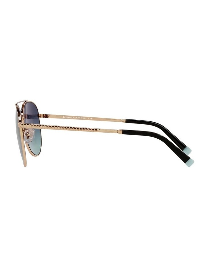 Aviator Sunglasses 0TF3074 image 4