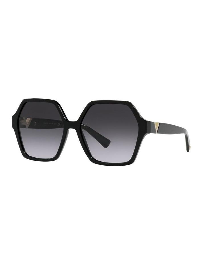Black Square Sunglasses 0VA4088 image 1