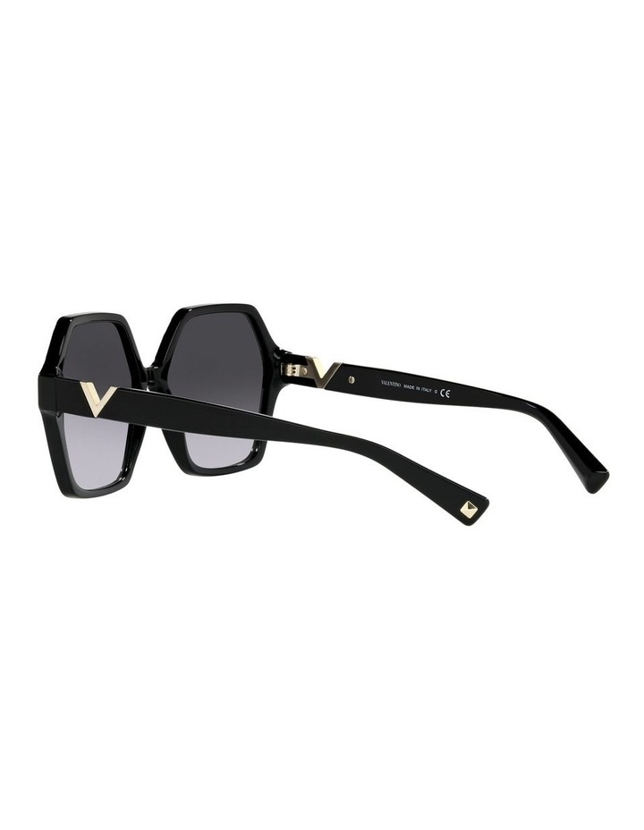 Black Square Sunglasses 0VA4088 image 5