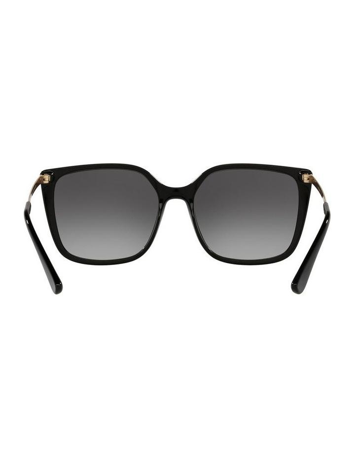 Black/ Gold Square Sunglasses 0VO5353S image 7