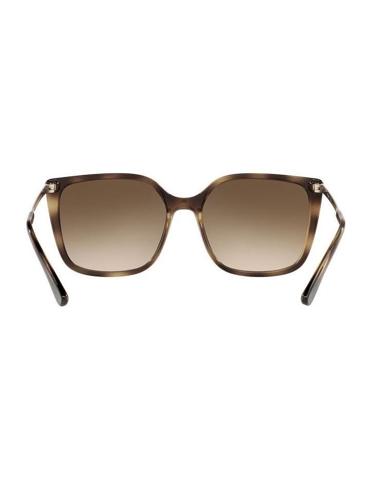 Tort/ Brown Square Sunglasses 0VO5353S image 7