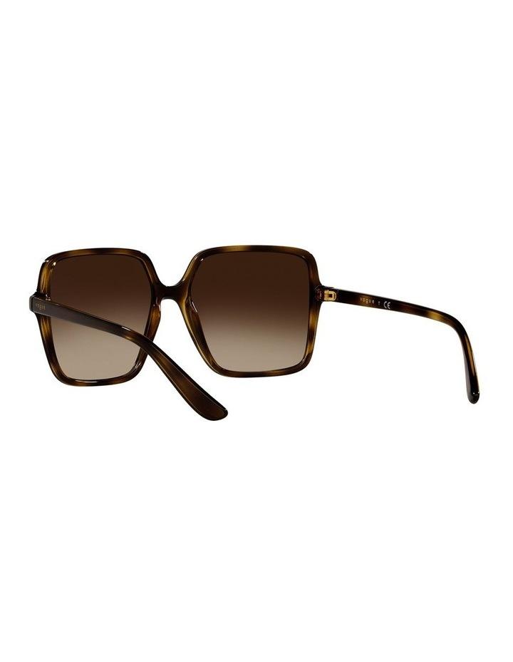 Brown Square Sunglasses 0VO5352S image 6