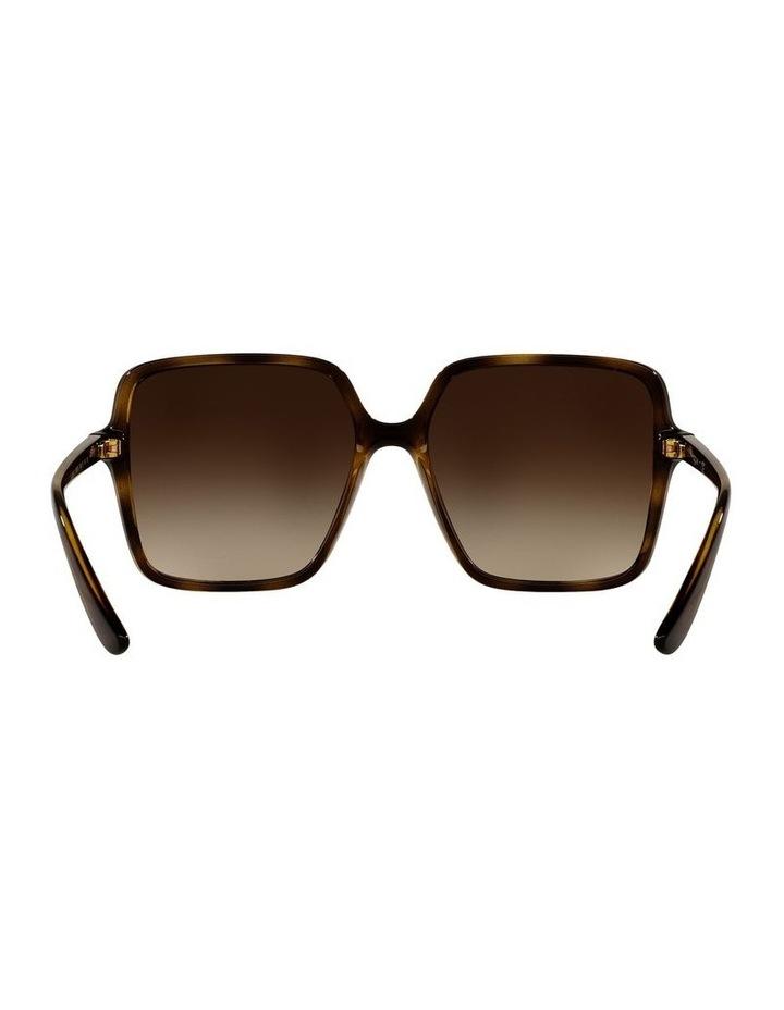 Brown Square Sunglasses 0VO5352S image 7
