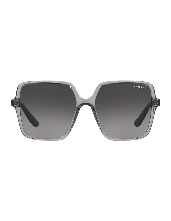 Grey Square Sunglasses 0VO5352S image 2