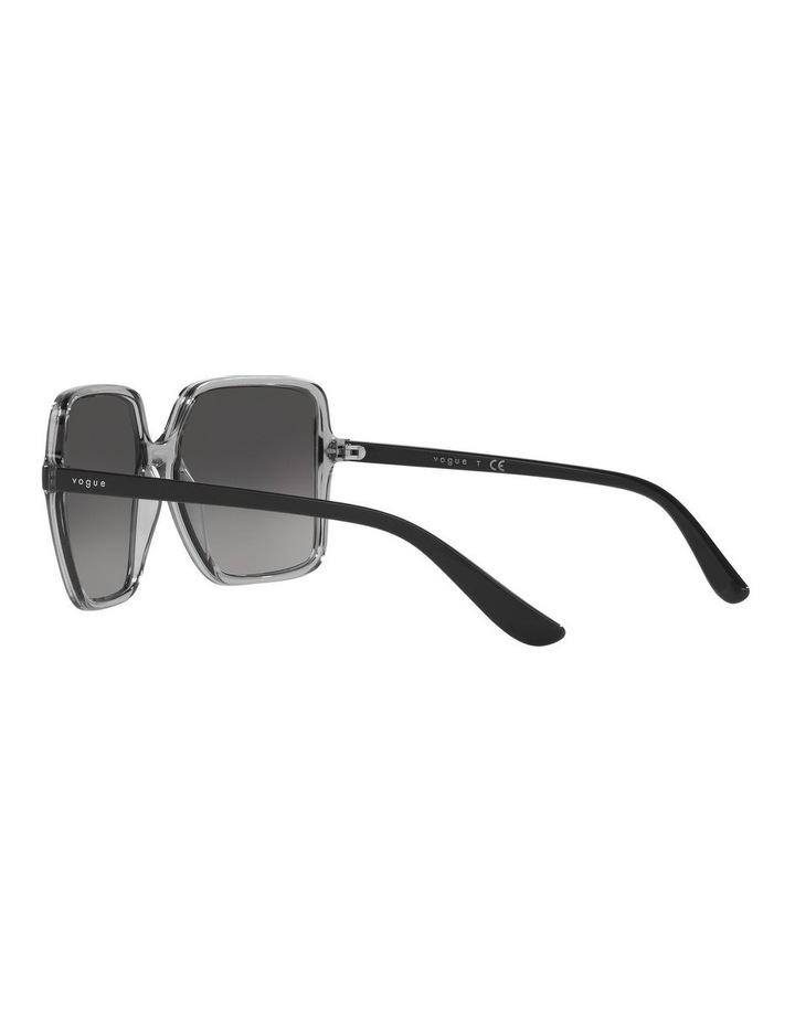 Grey Square Sunglasses 0VO5352S image 5