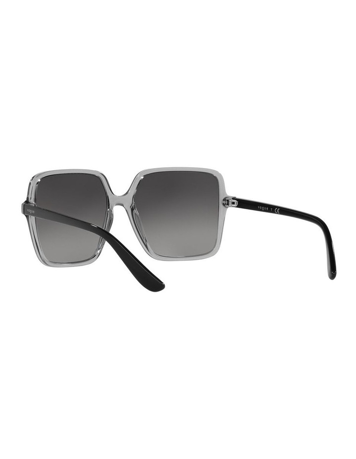Grey Square Sunglasses 0VO5352S image 6