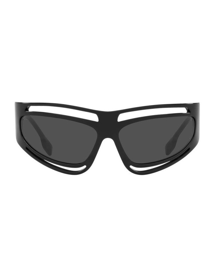 Black Rectangle Sunglasses 0BE4342 1536018003 image 2