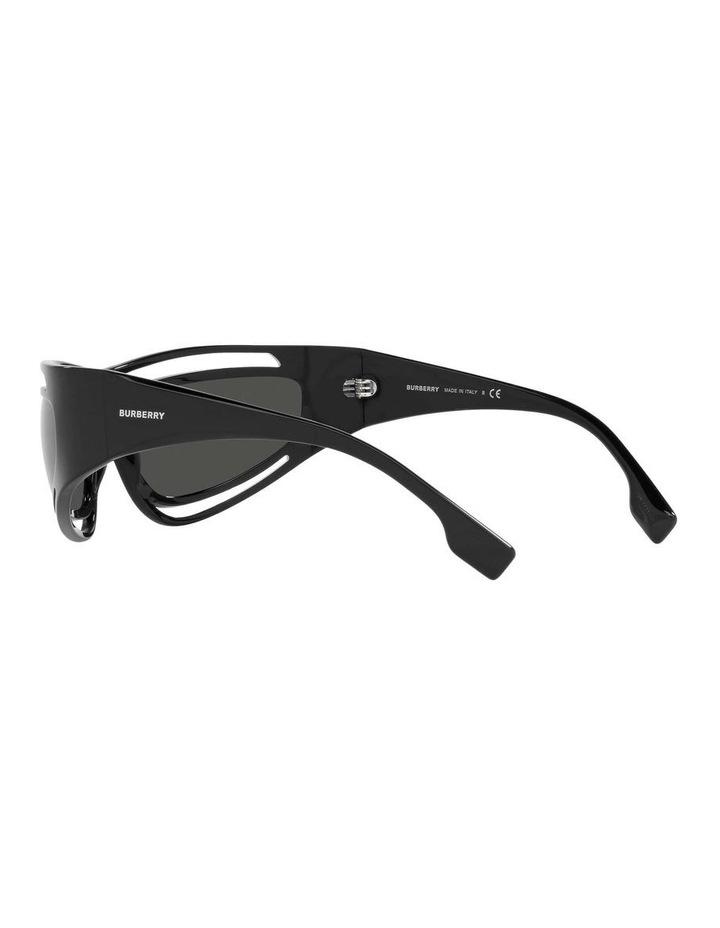 Black Rectangle Sunglasses 0BE4342 1536018003 image 5