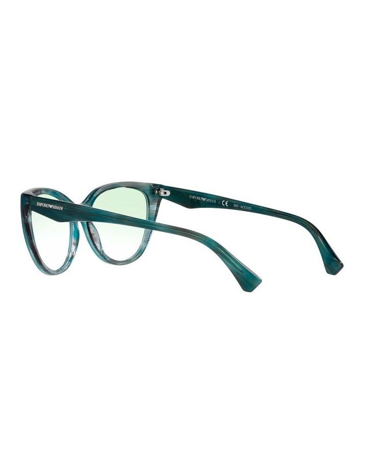 Green Cat Eye Sunglasses 0EA4162 1535295001 image 5