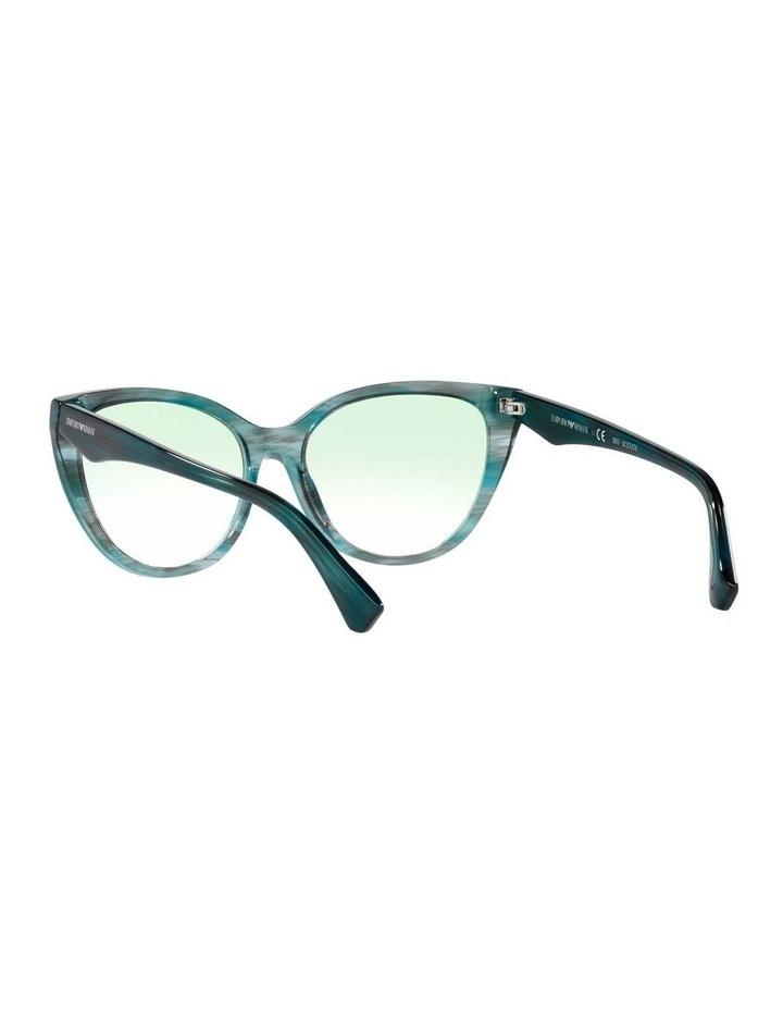 Green Cat Eye Sunglasses 0EA4162 1535295001 image 6