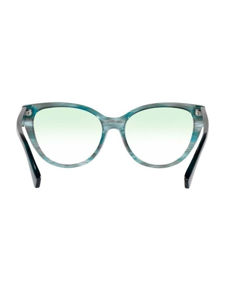 Green Cat Eye Sunglasses 0EA4162 1535295001 image 7