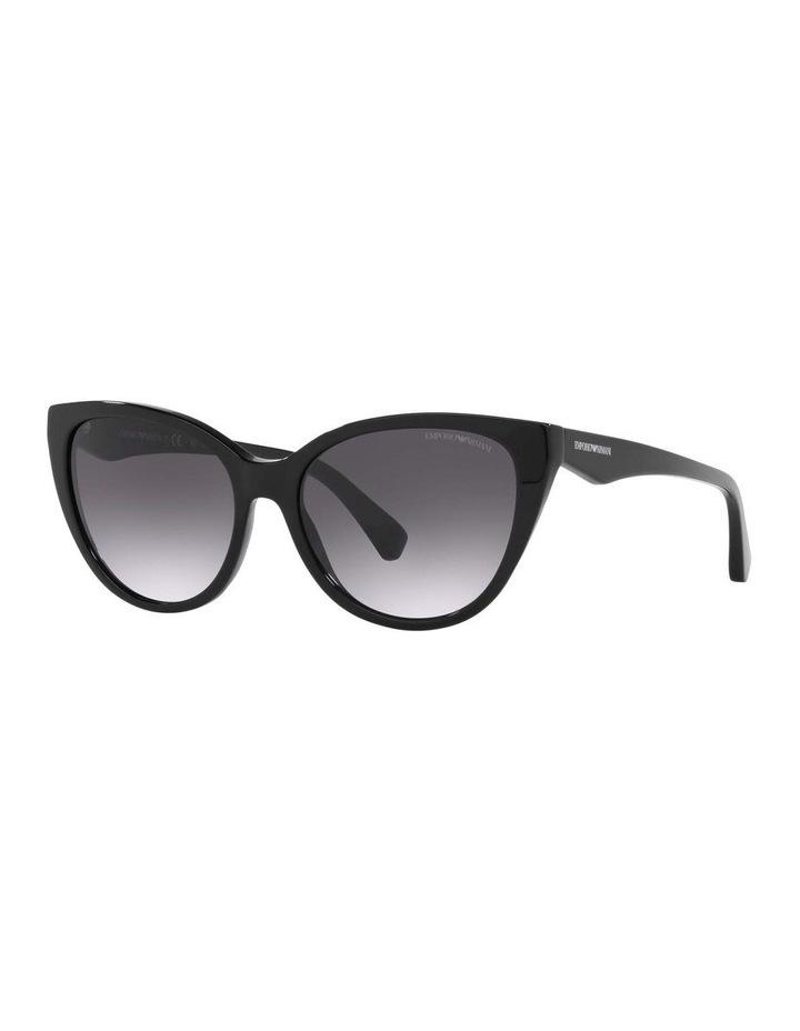 Black Cat Eye Sunglasses 0EA4162 1535295004 image 1