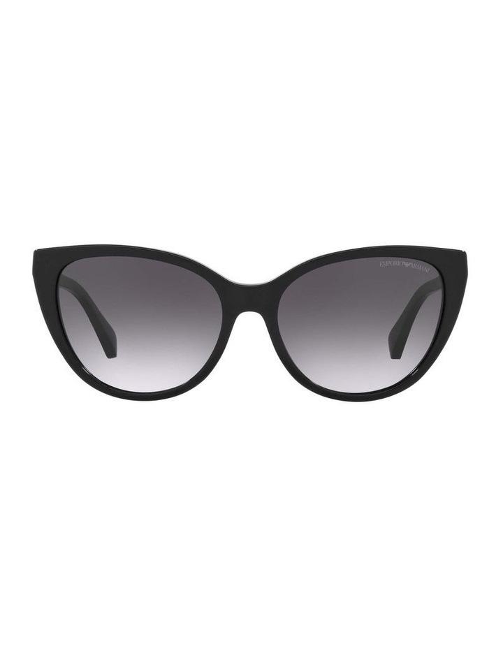 Black Cat Eye Sunglasses 0EA4162 1535295004 image 2