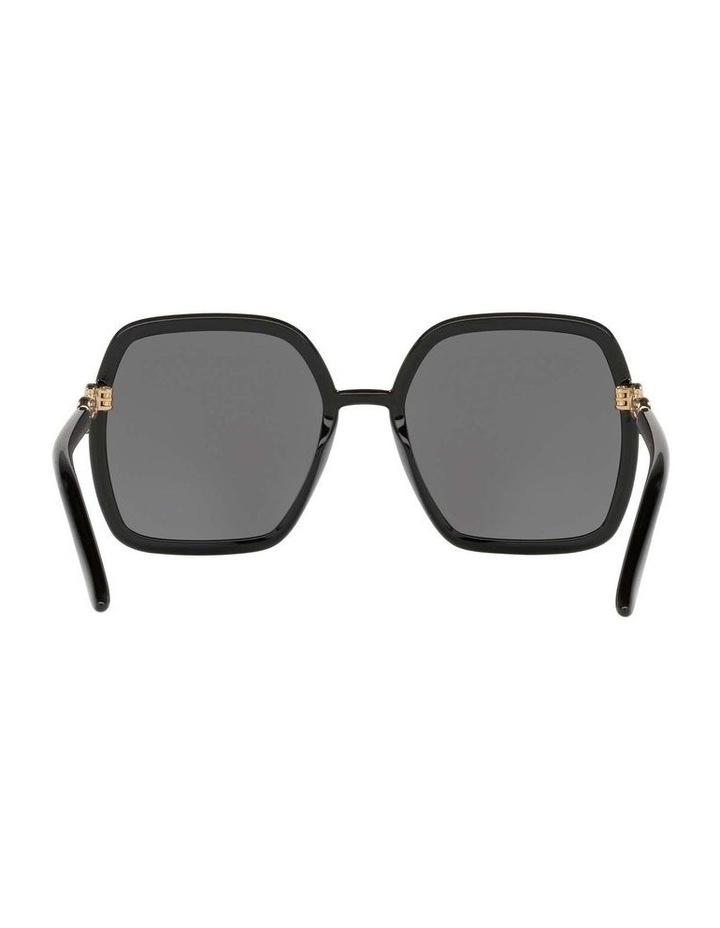 Black Rectangle Sunglasses 0GC001516 1535963001 image 7
