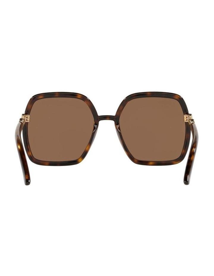 Tortoise Rectangle Sunglasses 0GC001516 1535963002 image 7
